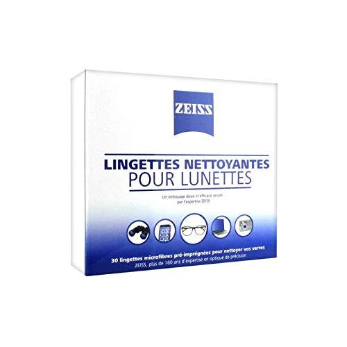 ZEISS toallitas para limpieza lentes y pantallas (CAJA DE 30 UNIDADES)