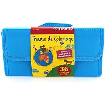 Trousse de coloriage Festi'Color de 30 produits AUvhSlO