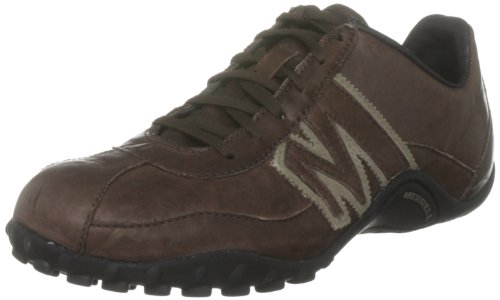 merrell-sprint-blast-mens-lace-up-trainer-shoes-brown-espresso-brindle-9-uk