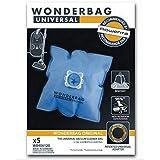 Sacs (x5) Wonderbag Classic Aspirateur Rowenta (WB406120)