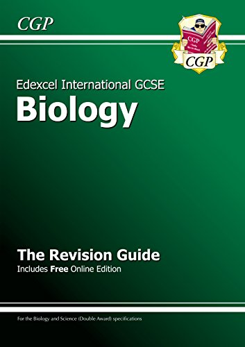 Edexcel International GCSE Biology Revision Guide with Online Edition (A*-G Course)