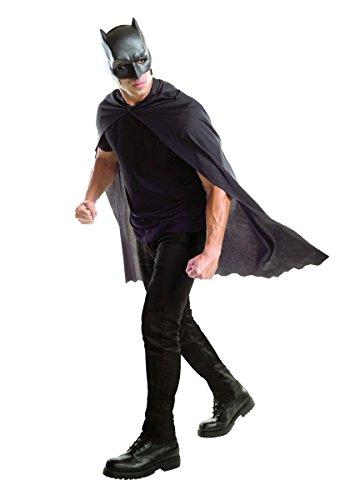 Costume Batman vs Superman/Dawn of Justice - Set di Mantellina & Maschera