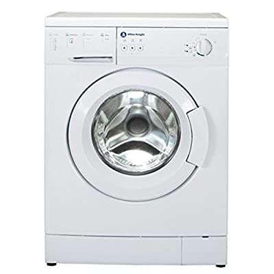 White Knight WM105V 5kg 1000rpm Freestanding Washing Machine - White