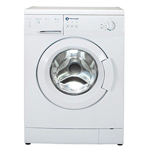 White Knight WM105V 5kg 1000rpm Freestanding Washing Machine – White