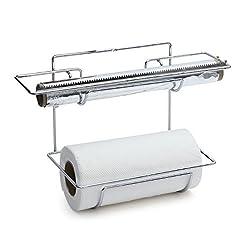 Pebbleyard Steel Foil & Roll Holder, Standard, 1-Piece, Multi