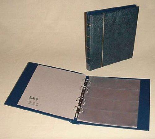 Preisvergleich Produktbild KOBRA-Telefonkarten-Album Nr. G29 blau