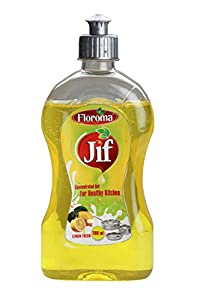 Floroma Jif Dishwash Gel Lemon (200 ml)