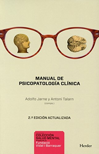 Manual de psicopatología clínica por From Herder Editorial