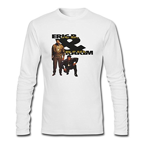 Uomo's Eric B. & Rakim Long Sleeve T-shirt
