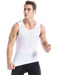 52b2e45148 Hombre Ropa Amazon Tirantes Camiseta es Interior qwv6AUx6