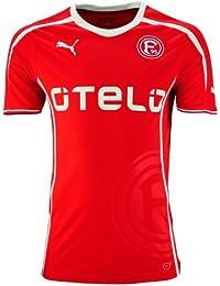 world-of-shirt D/üsseldorf Herren Kapuzensweat K/ämpfen /& Siegen Ultras