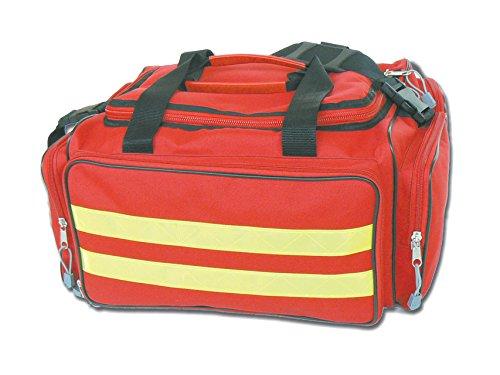 GiMa Not Tasche, Rot, Notfall, Trauma, Rescue, medical, Erste Hilfe, Krankenschwester, Paramedic Multi Pocket Tasche, 35x 45x 21cm -