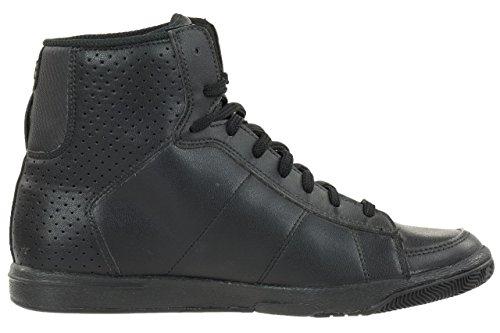 Nike Blazer Mid Metro GS Trainer Runner Leather Sneaker black Black