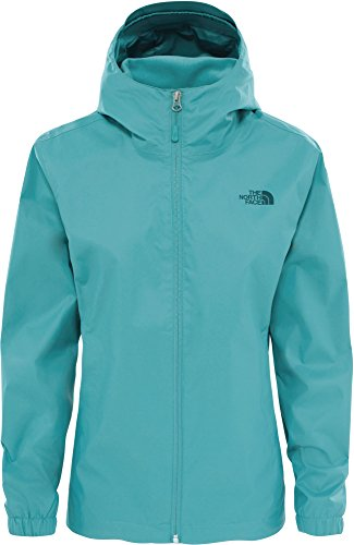 The North Face Damen Regenjacke Quest, deep sea, M -