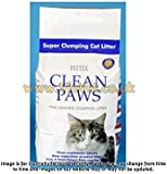 Pettex Clean Paws Microgranule Super Clumping Ultra Cat Litter, 5 Kg