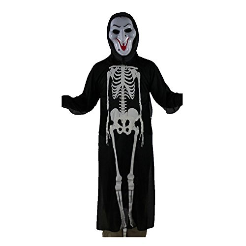 Chucky Puppe Braut Kostüm Von - GOKOMO Halloween-Geistermantel-Mantel-Mantel