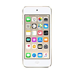Apple iPod touch 32GB - MP3/MP4 players (MP4, Flash-media, Gold, Lightning, iOS, Lithium-Ion (Li-Ion))