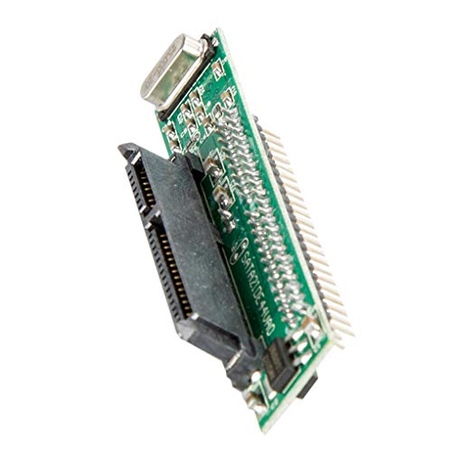 Morza 2.5 '' 7 + 15Pin SATA auf IDE HDD SSD-Adapter Laptop-44 Pin IDE-Festplatte Converter -
