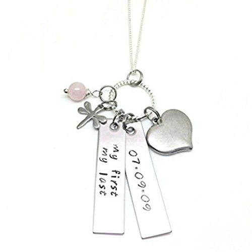 heart-charm-personalised-hand-stamped-silver-tone-necklace
