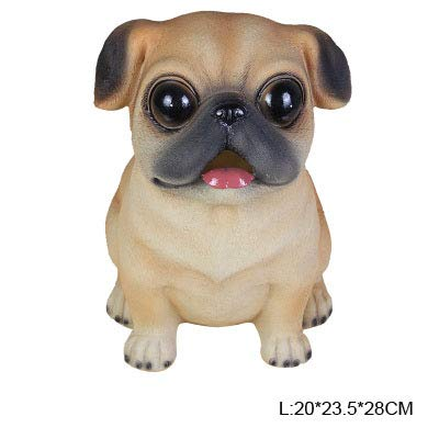 GGSYJ Lindo Creativo niño Hucha Animal Cachorro Moneda