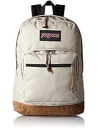 "JanSport Right Pack Active Backpack - Desert Beige - 18""H x 13""W x 8.5""D"