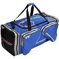Sherwood Eishockeytasche T 70 Carry Bag M, Schwarz/Blau, 80028