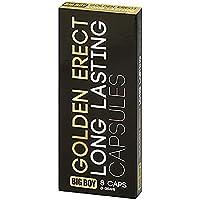 Golden Erect Long Lasting 8 Tabletten - für eine längere Erektion preisvergleich bei billige-tabletten.eu