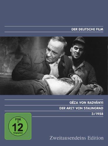 Der Arzt von Stalingrad - Zweitausendeins Edition Deutscher Film 3/1958.