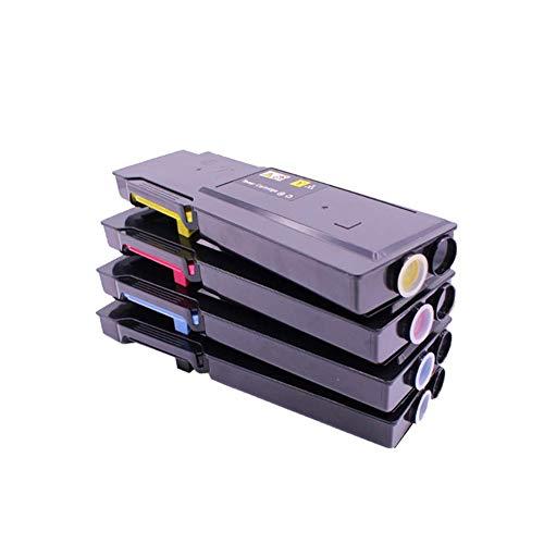 Phaser6600 Powder Box Xerox, passend für Xerox Phaser6600 Workcentre6605 Druckertonerkartusche, Originalcode 106r02228 106r02225106r02226 106r02227-4colors - Xerox-box