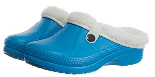 brandsseller, Zoccoli donna Blu (blu)