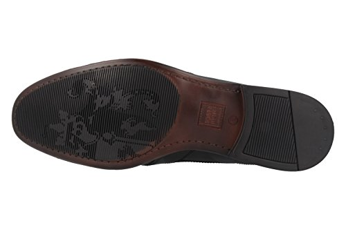 FRETZ men Tosco Herren Slipper Schwarz