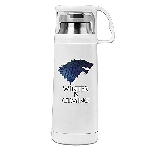 Mensuk Game Of Thrones Best Drama Series Stainless Steel Mug / 350mL Coffee Thermos & Vacuum Flask Water Bottle -