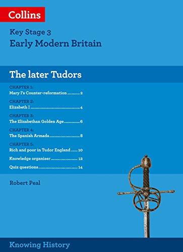 KS3 History The Later Tudors (Knowing History)
