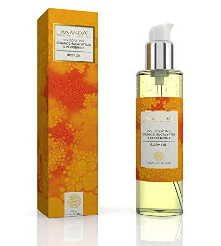 Ananda Invigorating Body Oil, 200ml