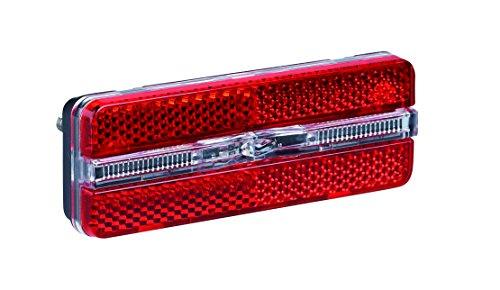 """Büchel LED- Gepäckträgerrücklicht \""""Sunset Strip\"""", mit Standlichtfunktion, 50660"""