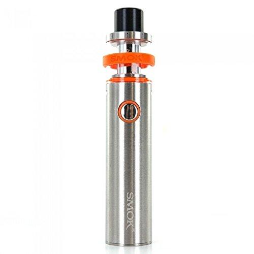 SMOK Vape Pen 22 Kit 1650 mAh Batería E Cigarette (Plata) 2mL TPD Cumple  Sin Tabaco y Sin Nicotina