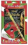 Waltons étain italien pack CD Penny sifflet - D sifflet + livre + CD