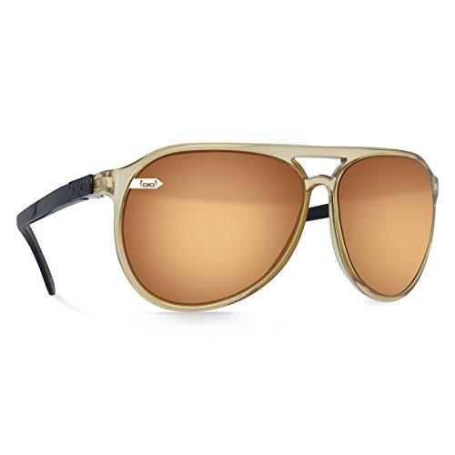 gloryfy unbreakable eyewear Sonnenbrille Gi3 Navigator Lionheart L, schwarz gold