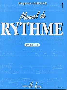 Manuel de rythme Volume 1
