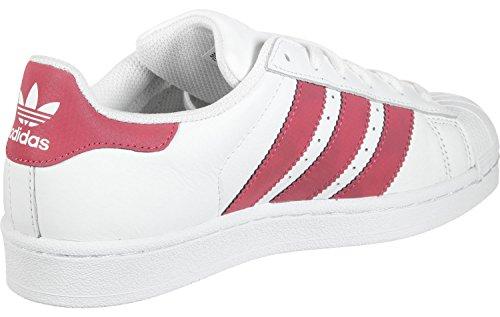 413eQaYu5 L - adidas Originals Superstar C77154, Scarpe da Ginnastica Unisex - Bambini