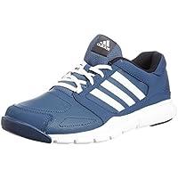 Scarpe da ginnastica Adidas Essential stella M ricblu ftwwht //