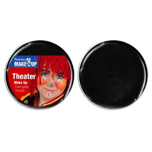 25g Theater-Make-up, weiß - 2