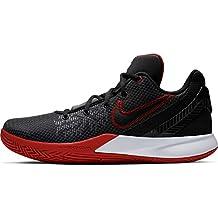 finest selection b07f6 2910b Nike , Chaussures spécial Basket-Ball pour Homme Noir Black White  -University Red