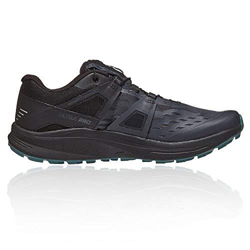 Salomon Women's Ultra PRO Trail Running Shoes Graphite/Black/Hydro 9.5