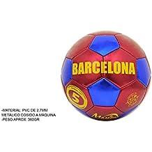 Mambo Balon Futbol Barcelona Rojo y Azul Talla 5 d76960b631c