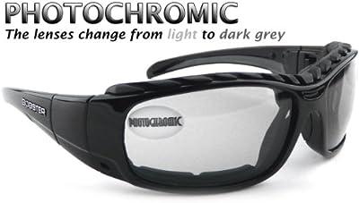 Bobster Gunner Convertible fotocromáticas gafas de sol/gafas