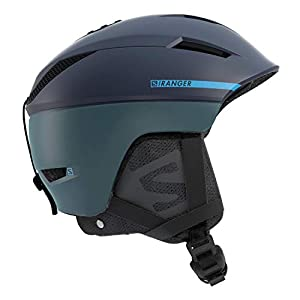 Salomon Herren Ranger² C. Air Ski- und Snowboardhelm, für die Piste, Custom Air, EPS 4D-Innenschaum