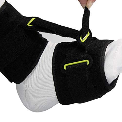 Plantar Fasciitis Nacht Splint (Fußgelenk-Orthese, Sprunggelenk, Verhindert Krämpfe Knöchelverstauchungen, Plantar Fasciitis Splint, Tag/Nacht-Dorsalschiene, Foot Up Brace verhindern das Ziehen)
