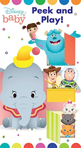 Disney Baby: Peek and Play (Lift & Slide) (Mickey Mouse In Color)