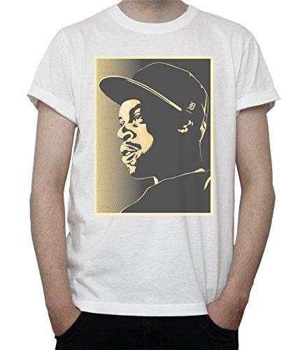 JAY DEE J DILLA Picture Print Mens T-Shirt